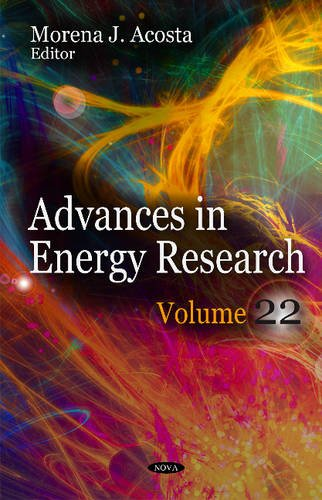 Advances in Energy Research (Advances in Energy Research Se)