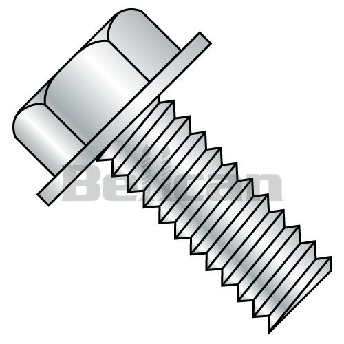 #10-24 Thread Size x 1 Thread Length Pack of 1 JW Winco Steel Knob 3//4 Head Diameter Threaded Stud Knurled