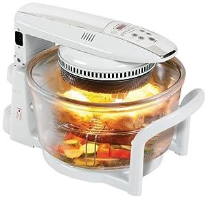 Flavorwave Oven ® Platinum Halogen Oven