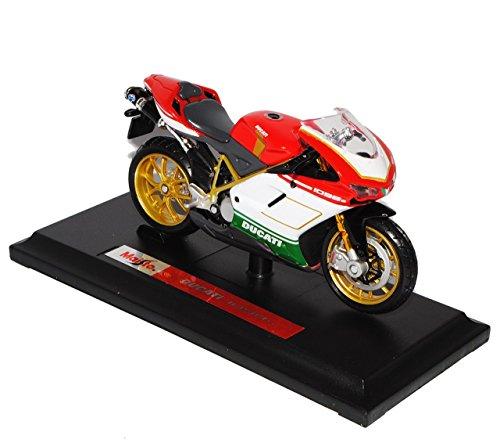 Ducati-1098s-1098-S-118-Maisto-Modellmotorrad-Modell-Motorrad