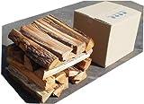 【送料無料】カラマツの薪約20kgダンボール箱入1箱 配達日時指定可能商品【産地】信州八ヶ岳山麓