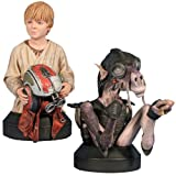 Sebulba and Anakin Star Wars Gentle Giant Mini Bust Set