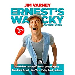 Ernest's Wacky Adventures: Vol. 2