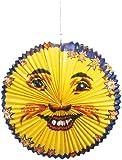 LAMPION - RIESEN MOND - 50 cm ***SCHWER ENTFLAMMBAR***