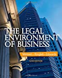 img - for The Legal Environment of Business book / textbook / text book