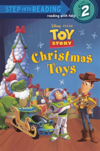 Christmas Toys (Disney / Pixar Toy Story: Step Into Reading, Step 2)