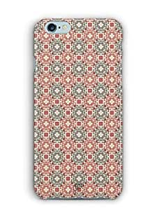 YuBingo Square Patterns Mobile Case Back Cover for Apple iPhone 6 Plus
