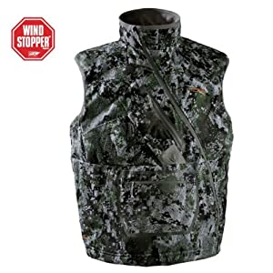 Sitka Gear Fanatic Vest Optifade Forest by Sitka Gear