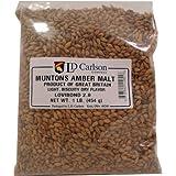 Muntons Amber Malt 1 Lb. (Color: Silver)