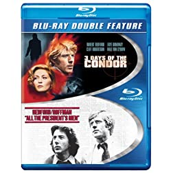 3 Days of the Condor / All the Presidents Men [Blu-ray]