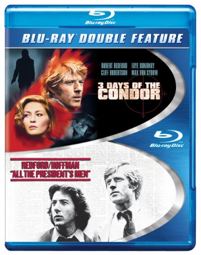 3 Days of the Condor/ All the Presidents Men [Blu-ray]