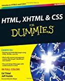 img - for HTML, XHTML and CSS For Dummies book / textbook / text book