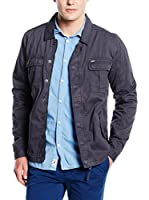 Pepe Jeans London Chaqueta Kelly (Azul Oscuro)