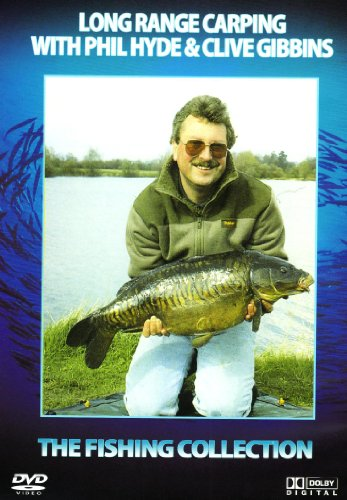 Long Range Carping With Phil Hyde And Clive Gibb [DVD]