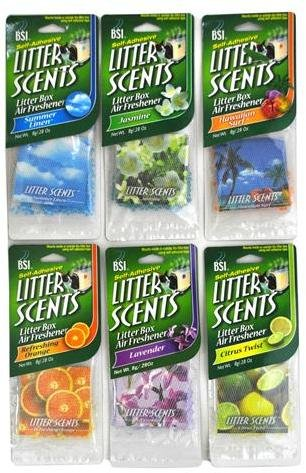 Cheap Litter Scents Assorted – Case Pack 24 SKU-PAS986628 (B008GQPBA4)