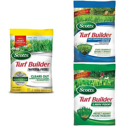 scotts liquid turf builder instructions