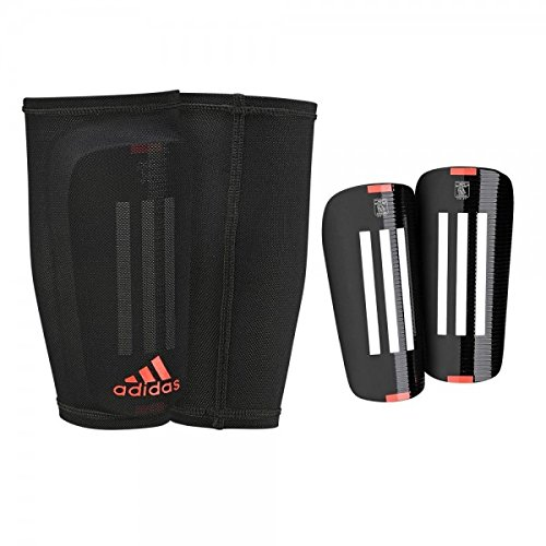 adidas, Parastinchi 11 Nova Pro Lite, Nero (Black/White/Solar Red), S