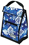 Hawaiian Island Cooler Lunch Bag Blue at Amazon.com