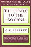 Epistle to the Romans (Black's New Testament Commentaries)