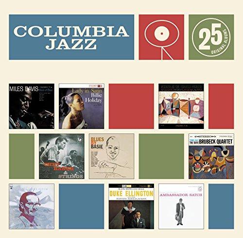 Columbia Jazz Collection - 25 Album Storici (25 CD)