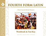 img - for Fourth Form Latin, Workbook & Test Key book / textbook / text book
