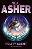 Neal Asher Polity Agent (Ian Cormac)