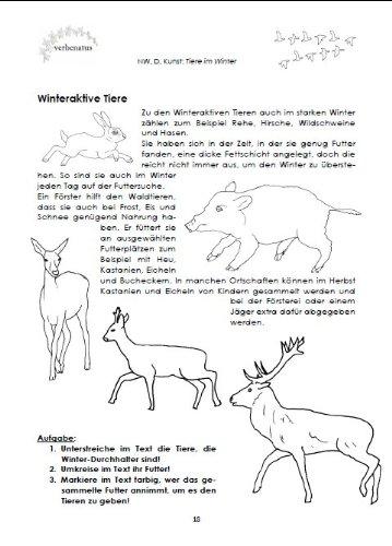 Kostenlose Arbeitsblätter Vögel Im Winter : Nett tier arbeitsblatt kindergarten galerie mathe