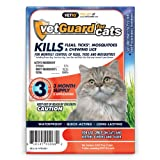 vetGuard for Cats (All Weights) 3 month supply