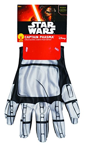 Star Wars: The Force Awakens Captain Phasma Child's Costume Gloves