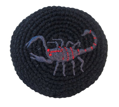 Hacky Sack - Gray Scorpion