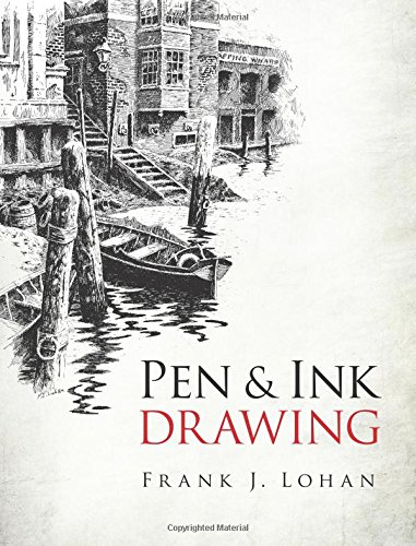Pen & Ink Drawing (Dover Art Instruction)