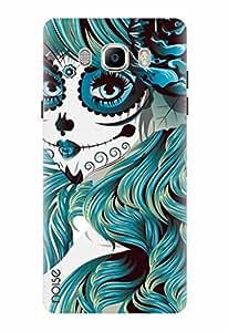 Noise Designer Printed Case / Cover for Samsung Galaxy On8 / Patterns & Ethnic / Shakespearen heroine Design