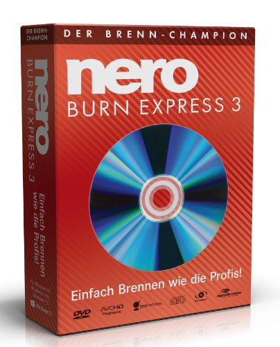 Nero BurnExpress 3 [import allemand]