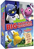The Backyardigans: Big Backyard Adventures 3-DVD Collection (NELVANA)
