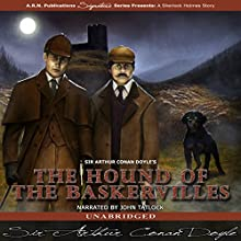 The Hound of the Baskervilles (       UNABRIDGED) by Arthur Conan Doyle Narrated by John Tatlock