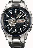 [オリエント]ORIENT 腕時計 SPEEDTECH スピードテック スバルBRZモチーフデザイン 自動巻 (手巻付き) WV0011DA メンズ