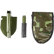 Alcoa Prime Outdoor Mini Multifunctional Kat Spade Folding Shovel Car Sapper Camping Military Snow Shovels Army...