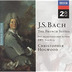 J.S. Bach: Suite in E flat major, BWV 819 - Menuet I