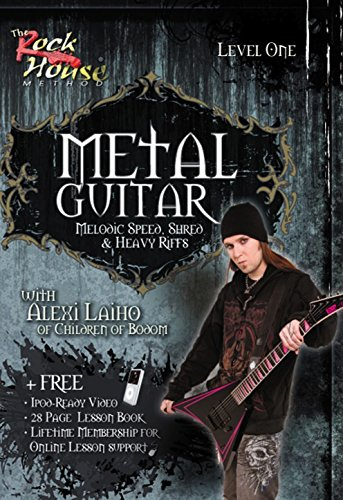 Melodic Speed, Shred & Heavy Riffs Level 1 [Instant Access]