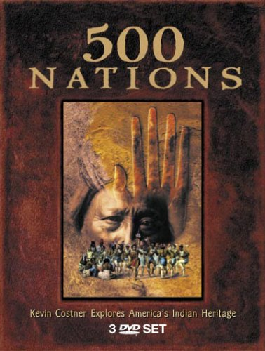 500 Nations [DVD] [1995]
