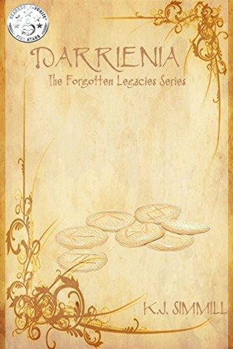 Darrienia by K.J. Simmill ebook deal