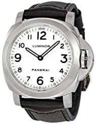 Panerai Steel Mens Watch PAM0114