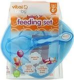 Vital Baby Baby's 1st Feeding Set, Blue