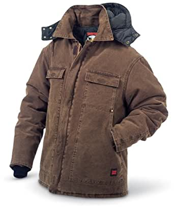 Tough Duck Hooded Parka at Amazon Men's Clothing store