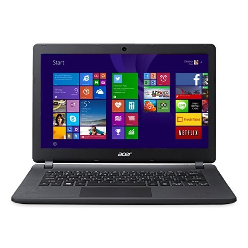Acer Aspire ES1-311 13.3-Inch Laptop (Intel Celeron 2.16 GHz, 4 GB RAM, 1000 GB HDD, Windows 8.1)