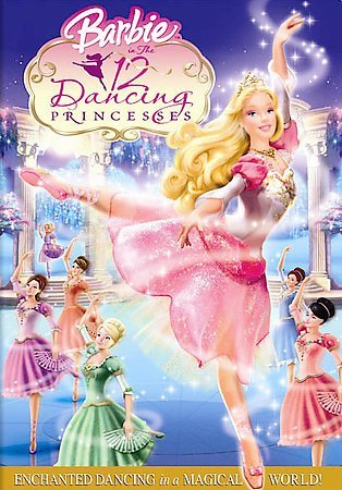 Barbie In The 12 Dancing Princesses Barbie In The 12 Dancing Princesses