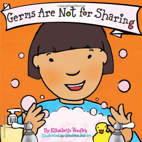 Description of germs are not for sharing board book best behavior