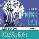 Peter Pan Hörbuch von James Matthew Barrie Gesprochen von: Alessio Boni