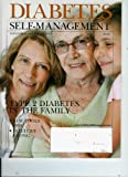 img - for Diabetes: Self-Management - Bi-Monthly Magazine (November / December 2010, Volume 27, Number 6) Cover: Type 2 Diabetes A Family Affair book / textbook / text book
