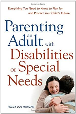 This special need adult that was